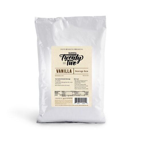 Barista 22 Vanilla Beverage Base | Dillanos Coffee Roasters