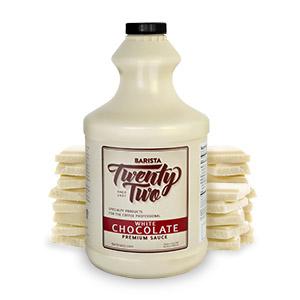 Barista 22 White Chocolate Sauce | Dillanos Coffee Roasters