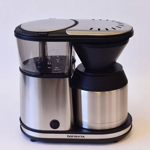 Bonavita 5 Cup Stainless Steel Brewer | Dillanos Coffee Roasters