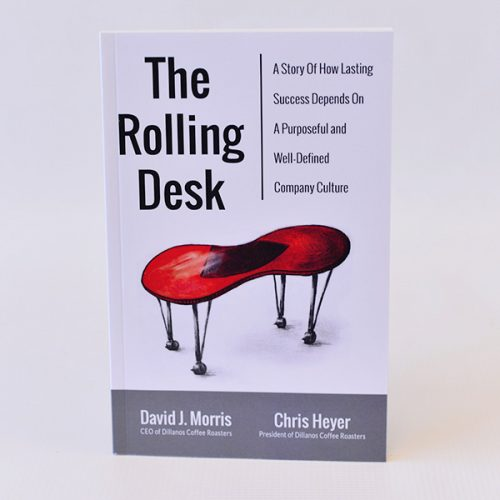 The Rolling Desk | Dillanos Coffee Roasters