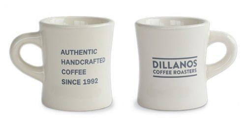 Dillanos Classic 10 oz Diner Mug