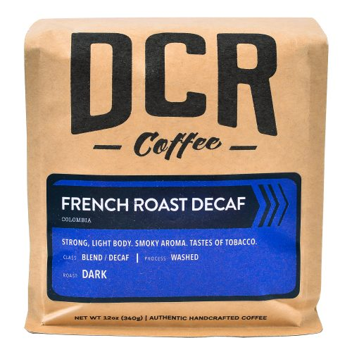 French Roast Decaf | Dillanos Coffee Roasters