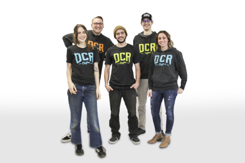 DCR Core Hoodie T Shirt Color 2018 Web