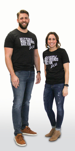 DCR Mission T-Shirt
