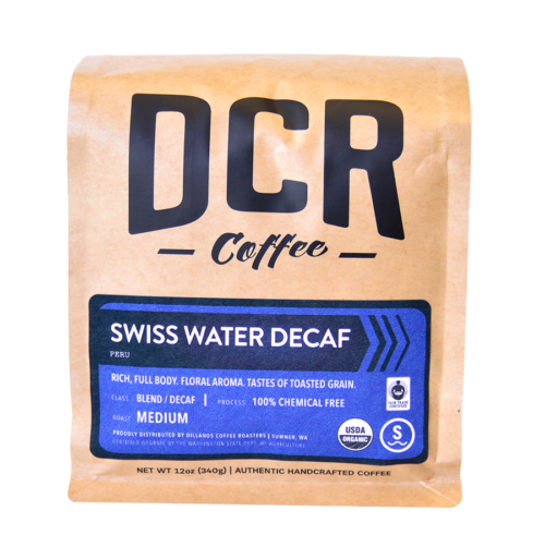 Swiss Water Decaf by Dillanos Coffee Roasters