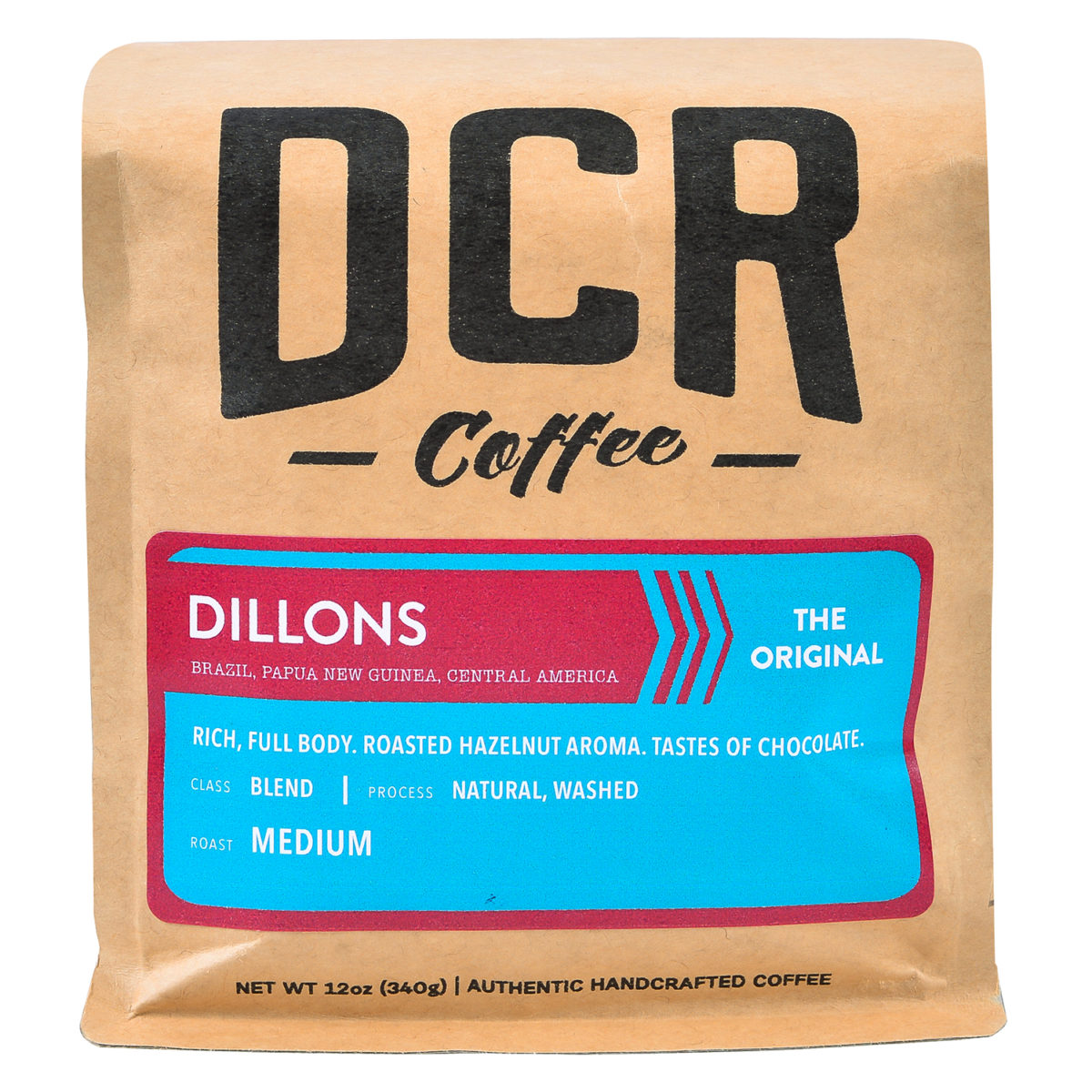 Dillons Blend and Drip Brewing