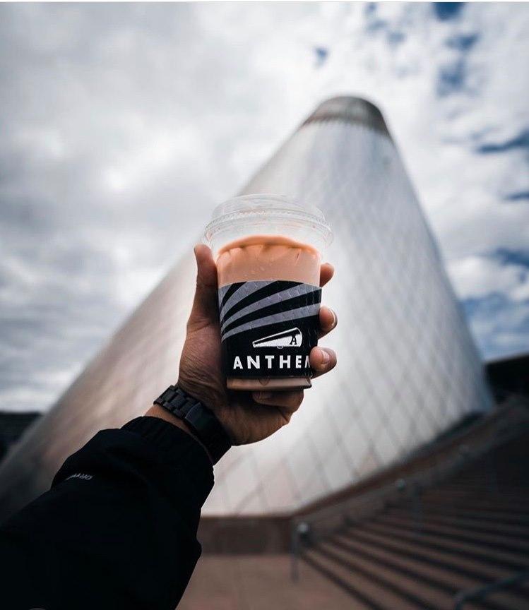 Anthem Coffee, Tacoma WA