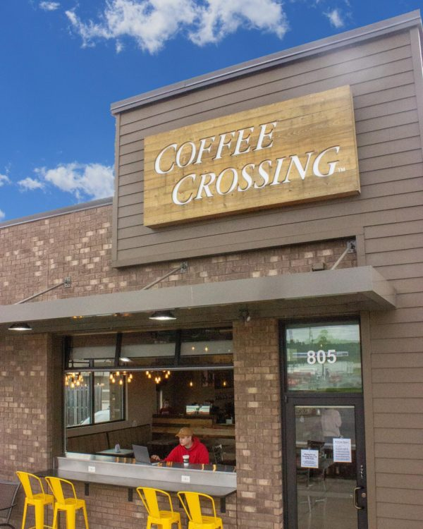 Coffee Crossing, Indiana