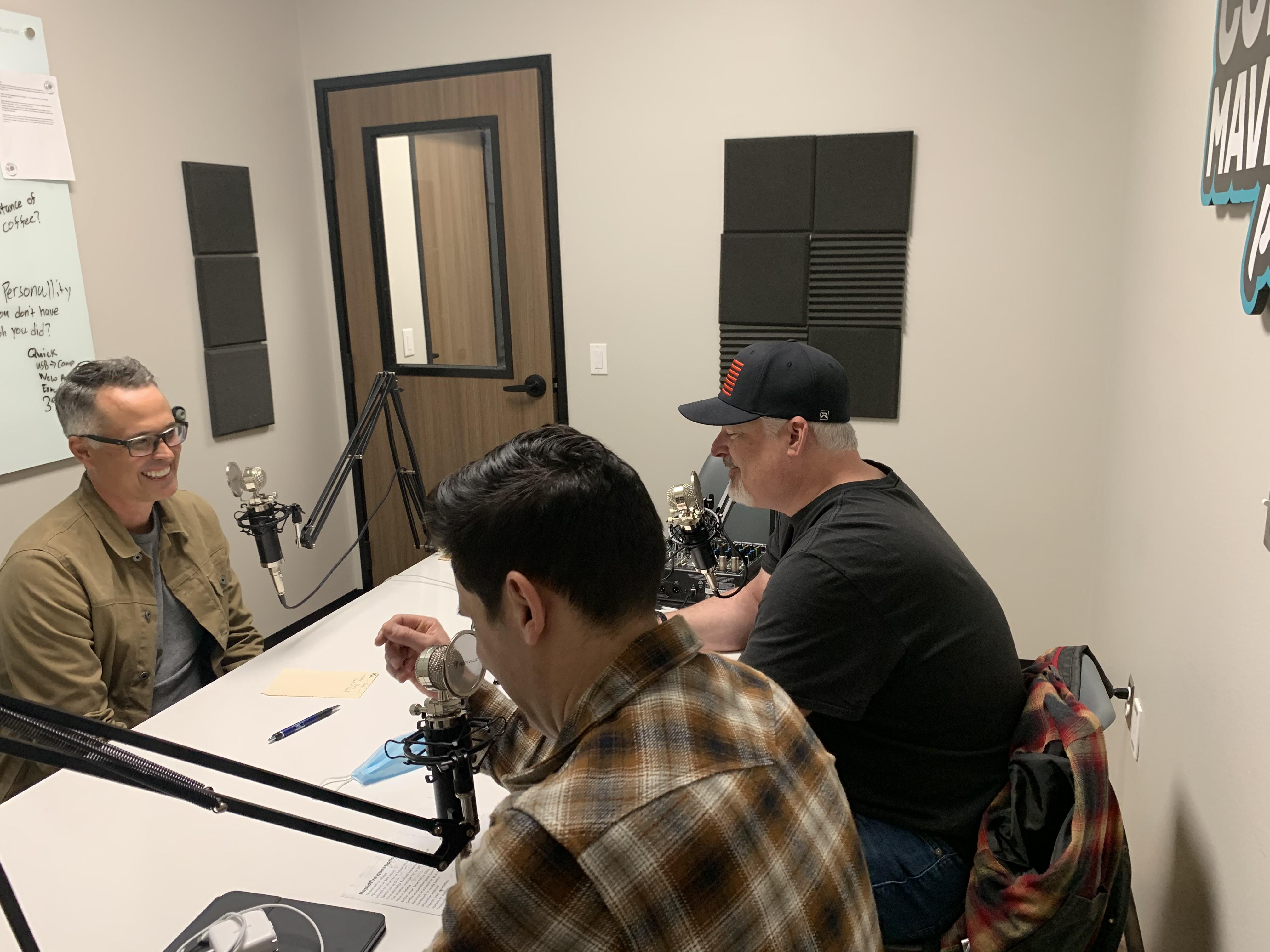 Chris Heyer on The DCR Coffee Podcast
