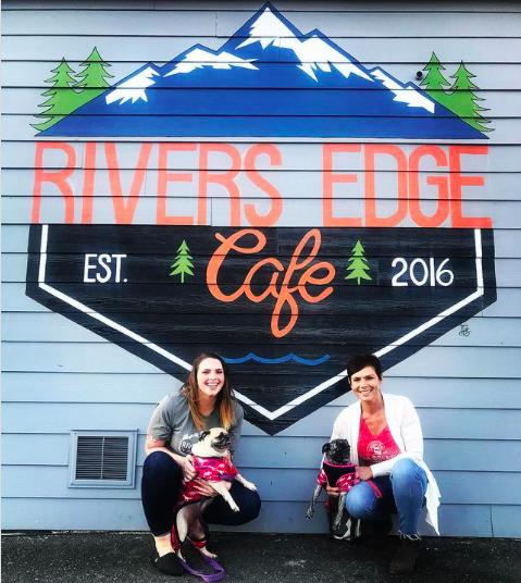 Rivers Edge Cafe in Sumner, WA