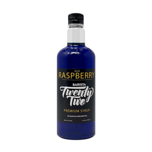 Barista 22 Blue Raspberry Syrup