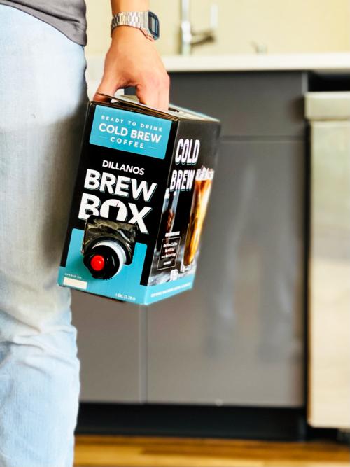 Dillanos Brew Box | Ready to Drink Cold Brew