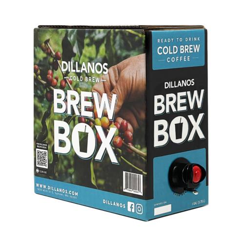 Dillanos Brew Box -- Ready to Drink Cold Brew