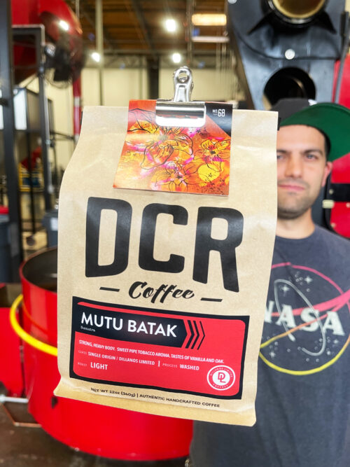 DL No. 68: Mutu Batak by Dillanos Coffee Roasters available now