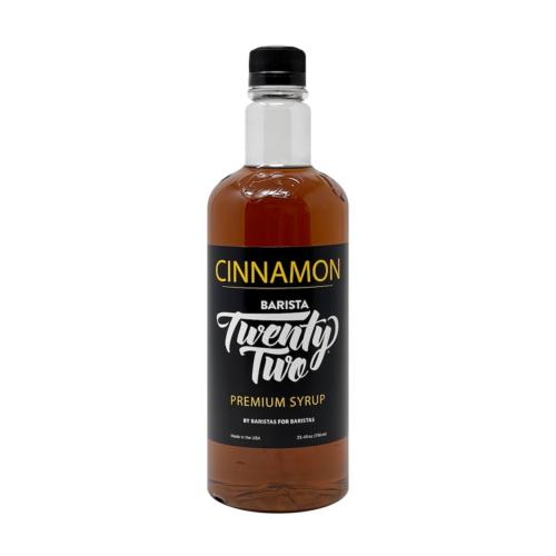 B22 Cinnamon Syrup