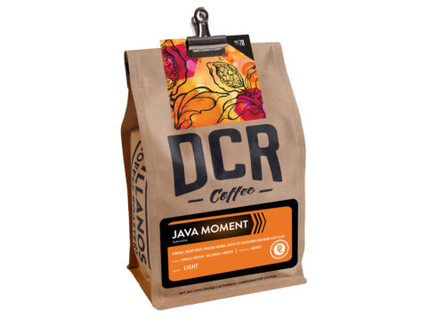 DL 70 Java Moment by DCR Coffee