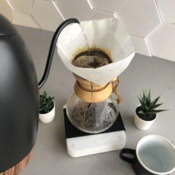 Brew Coffee With a Chemex